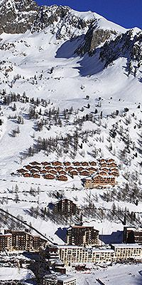 location appartement ski isola 2000