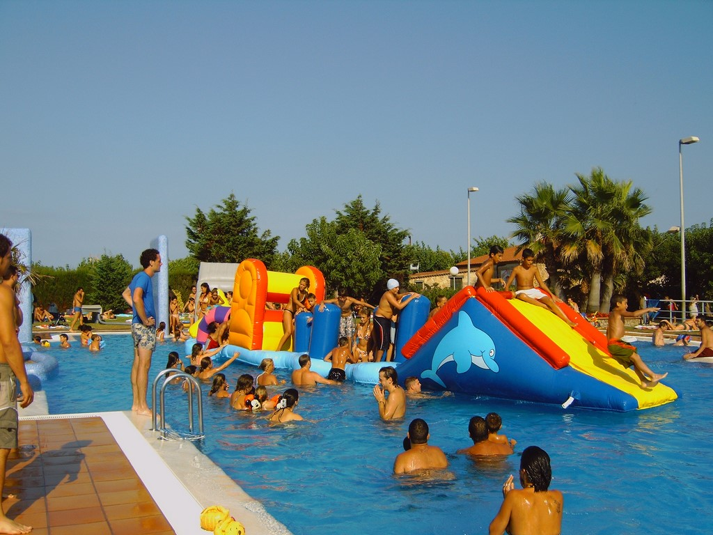 Campings costa barcelona espagne pas cher lidl voyages for Piscina lidl