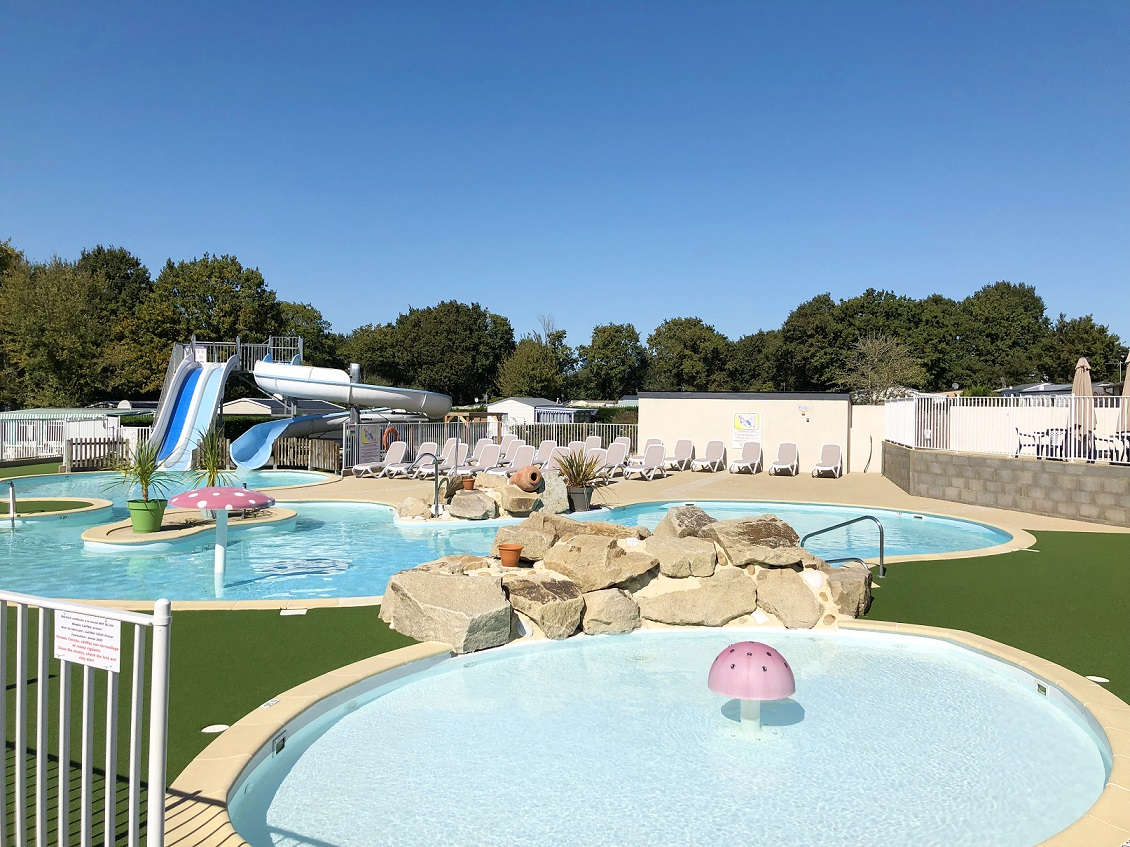 Camping Ker Yaoulet 3 Location Morbihan 56 avec Voyages ...
